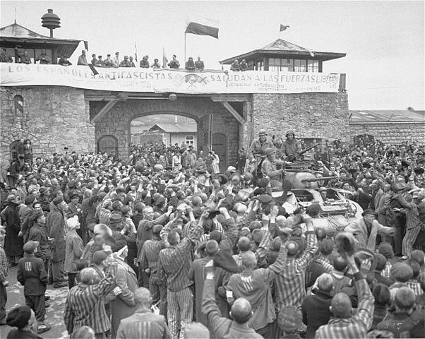 Discorso di Floriana Maris per l'anniversario della liberazione di Mauthausen