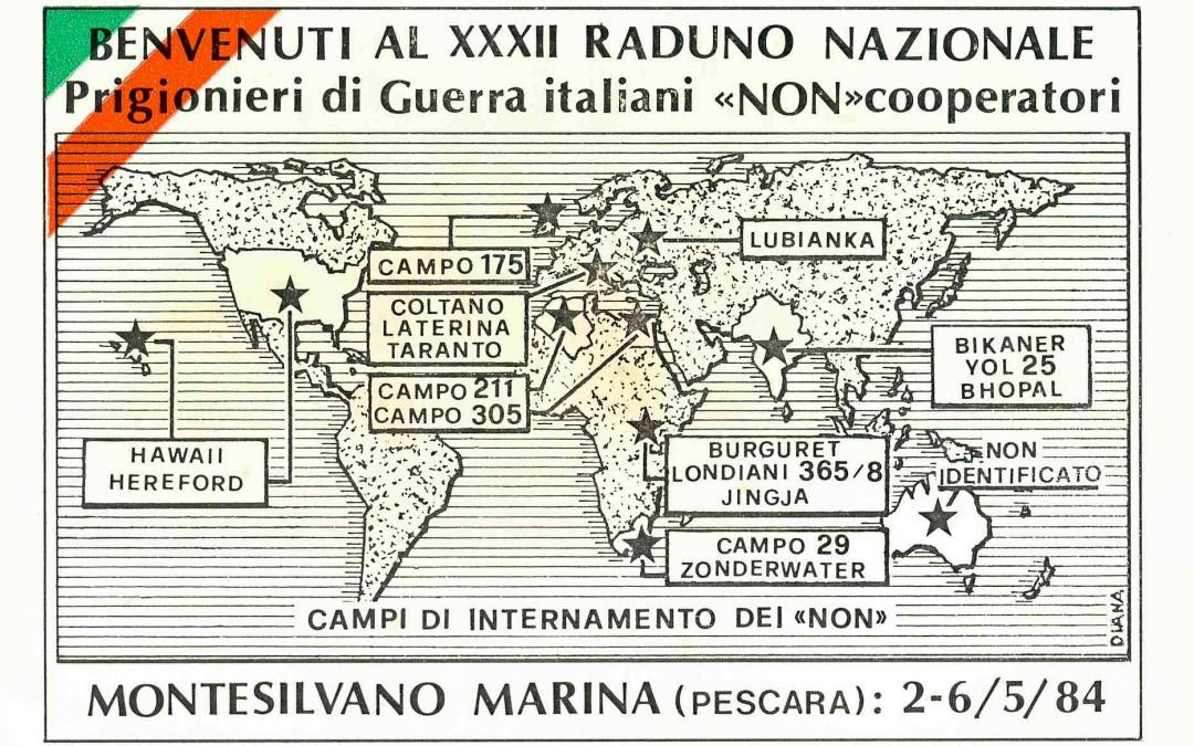 Inaugurazione di una mostra a Berlino sugli Internati militari italiani