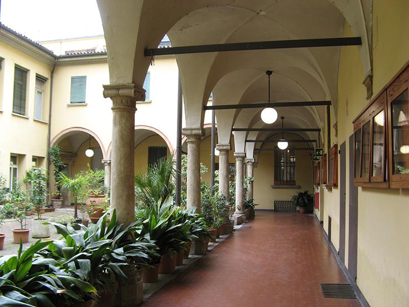 Musica nei lager: a Bologna, Liceo Laura Bassi