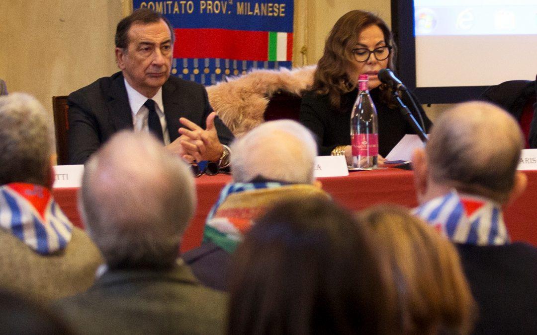 Intervento di Floriana Maris per il giorno della memoria