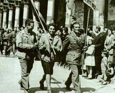 74° Anniversario della Liberazione dal nazifascismo