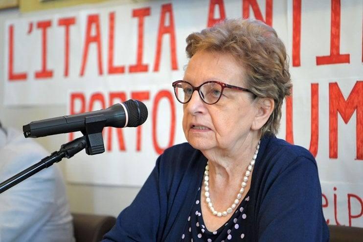 Messaggio di cordoglio per la scomparsa di Carla Nespolo